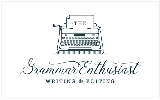 the-grammar-enthusiast_logo